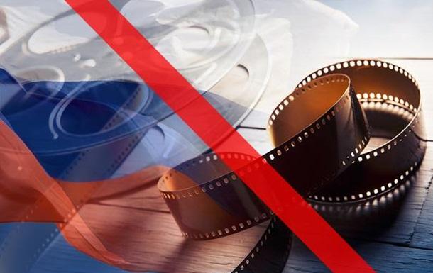 Запрет российских фильмов - универсальный пиар