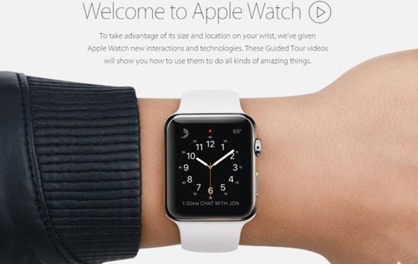 Apple раскрыла подробности о смарт-часах Watch в новых видеороликах
