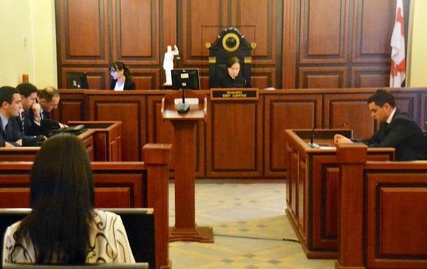 В Тбилиси прошли первые судебные слушания по делам Саакашвили