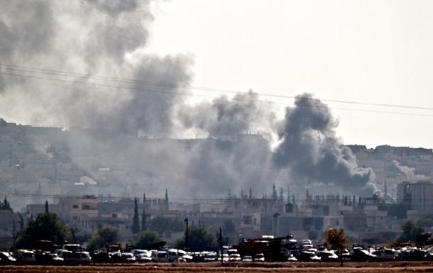 Международная коалиция нанесла новые удары по исламистам в Ираке и Сирии