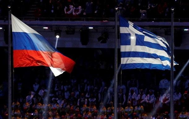 Росія готова дати Греції знижку на газ і кредити - ЗМІ