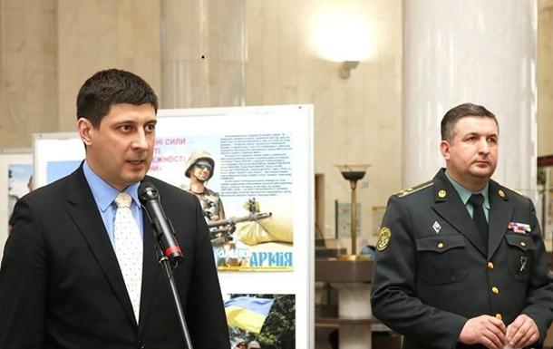 Укрпошта підтримує проекти на підтримку захисників України