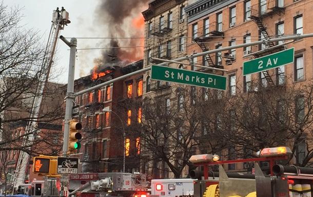 Поліція вважає винуватцем вибуху будинку в Нью-Йорку сім ю Хріненко - ЗМІ
