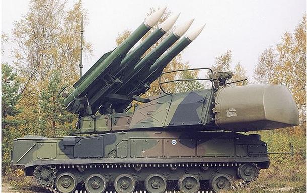 Міноборони: Україна ніколи не виробляла ракети Бук