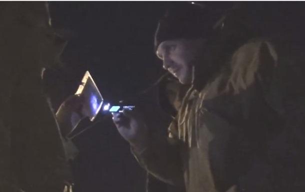 Представник  Печерської самооборони : Ствол дістану замість моїх документів