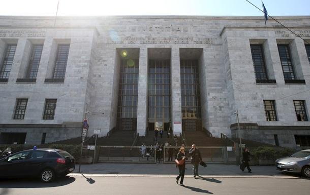 Збанкрутілий італієць застрелив у суді Мілана двох чиновників