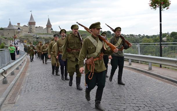 У статусі столиці. Кам янець-Подільський став останнім прихистком УНР