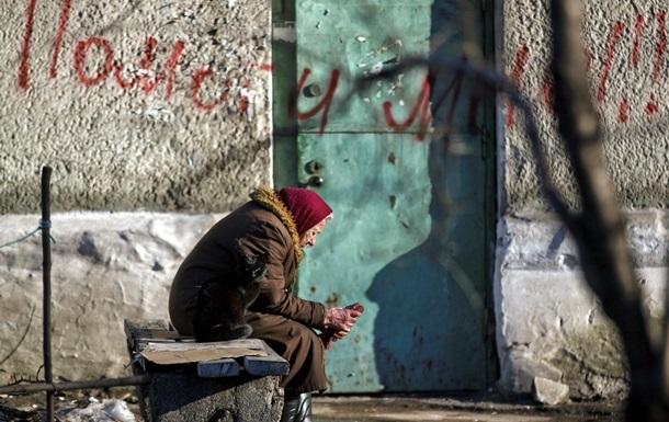 Украина не поставляет в зону АТО ни свет, ни газ