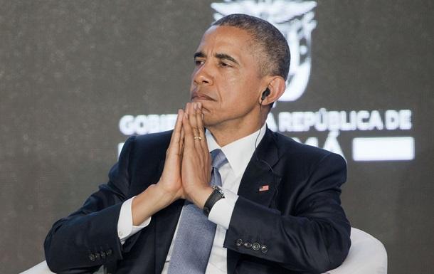 Обама обнародовал свой доход за прошлый год