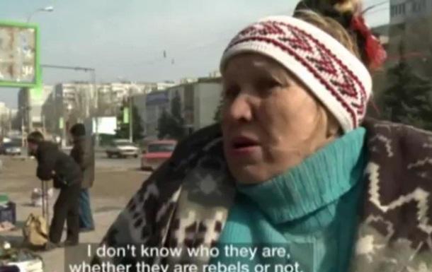 Луганск: местные жители за и против ЛНР - BBC