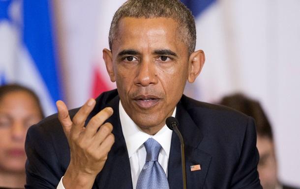 Обама за рік заробив 477 тисяч доларів