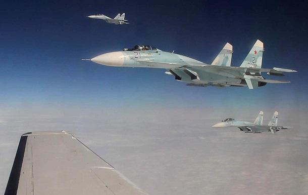 В России назвали причину перехвата американского самолета-разведчика