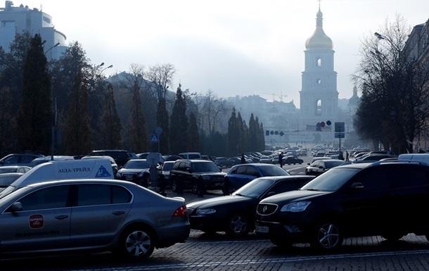 У центрі Києва сьогодні частково перекритий рух