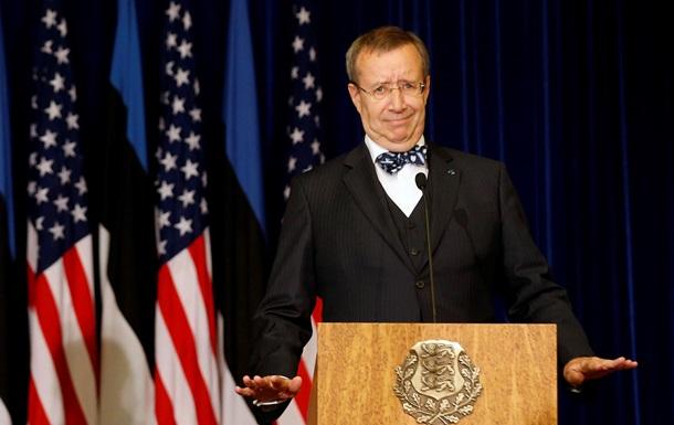 Президент Естонії: НАТО втратив колишню моральну чистоту