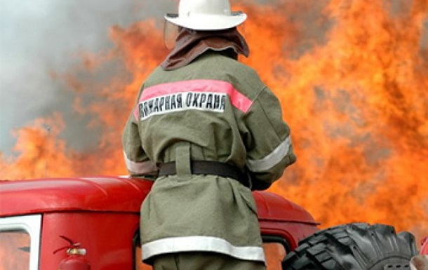 У Росії через лісову пожежу загорілися військові склади