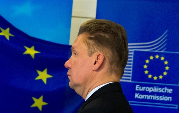 Газпром пригрозил прекратить поставки противникам Турецкого потока