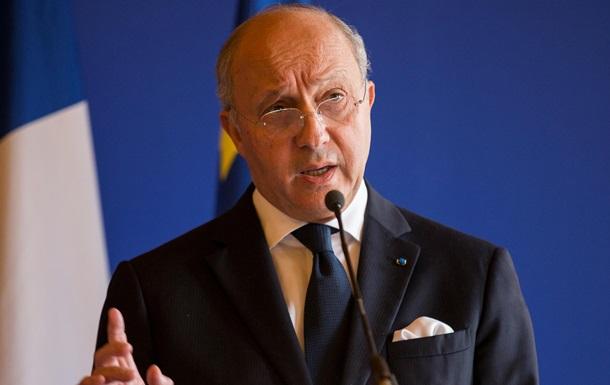 Франция не видит прогресса в решении кризиса в Украине
