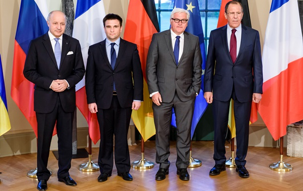Глава МИД ФРГ: Переговоры  нормандской четверки  в Берлине будут долгими