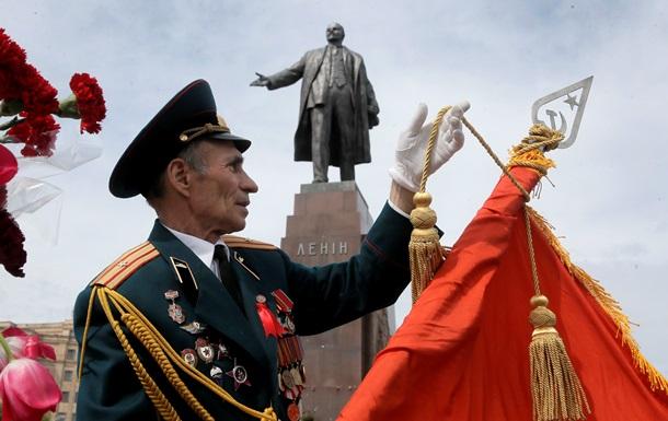 Почти 70% читателей Корреспондент.net против запрета советской символики