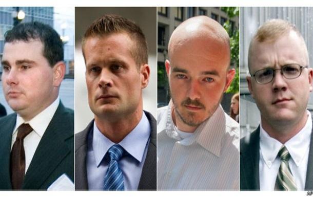 В США четыре наемника из Blackwater осуждены за убийство 14 иракцев