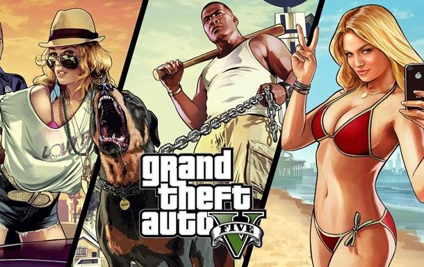 GTA 5 на ПК: тільки для дорослих і недоступні консолям бонуси