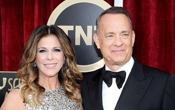 Дружині Тома Хенкса видалили молочні залози