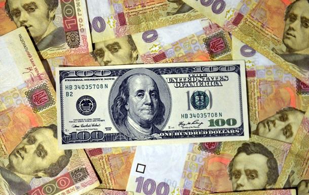 Доллар на межбанке 15 апреля