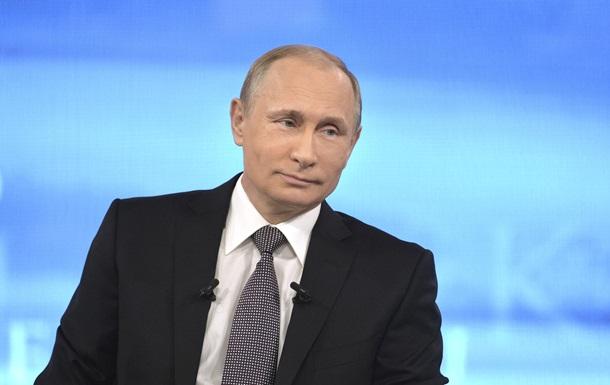 Путін: Порошенко не пропонував забрати Донбас
