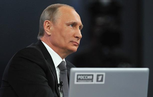 Путин прокомментировал убийства Бузины и Калашникова