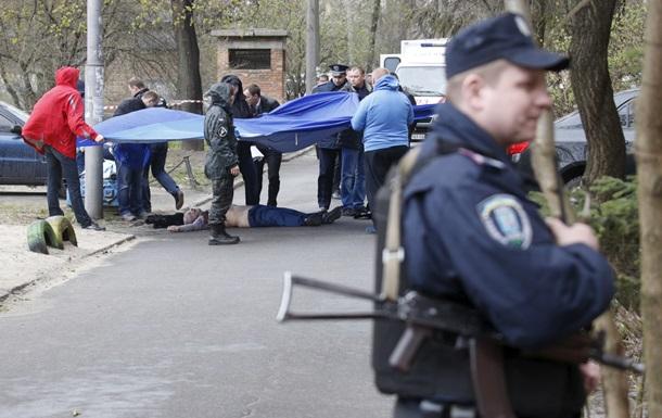 Милиция допрашивает пять свидетелей по убийству Бузины