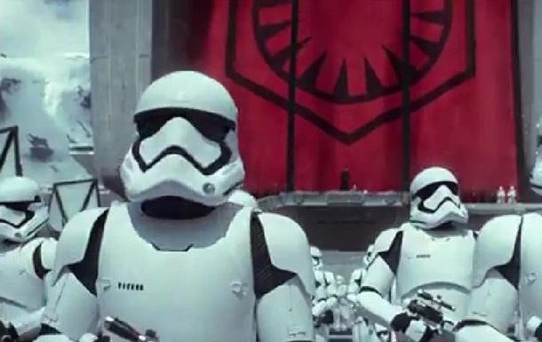 Вийшов другий трейлер сьомої частини  Зоряних війн