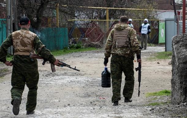Таємна війна України у Широкиному - Independent