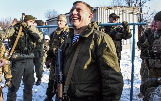 Захарченко: В ДНР практически сформирована регулярная армия