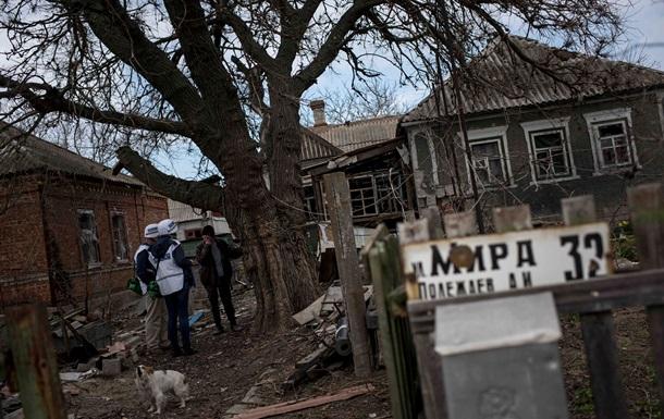 На Донбассе за год погибли 6 тысяч 116 человек - ООН