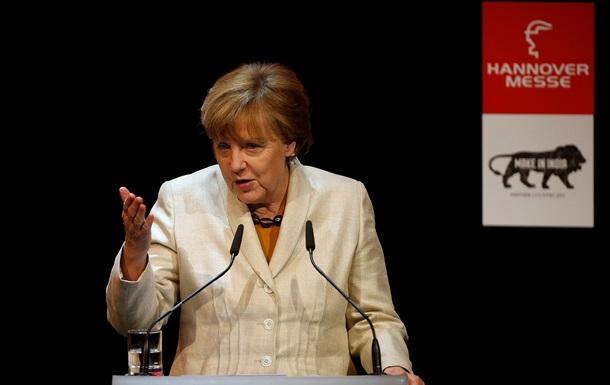 Меркель не исключила в будущем создание зоны свободной торговли с Россией