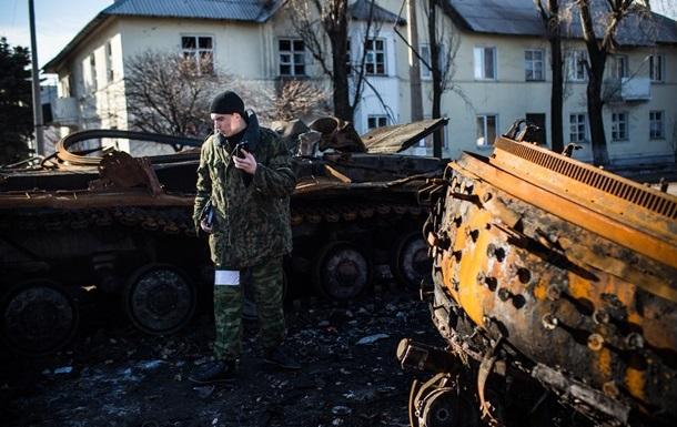 В ДНР заявили о передаче 11 тел погибших под Дебальцево солдат