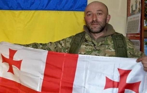 В боях под Широкино погиб доброволец из Грузии