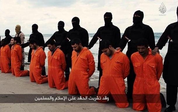 ИГИЛ распространило видео массового убийства христиан в Ливии