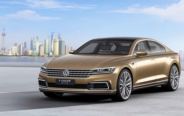 В Volkswagen показали прототип нового седана