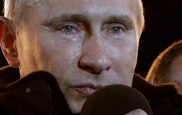 Путин: Запад любит Россию только в моменты ее слабости