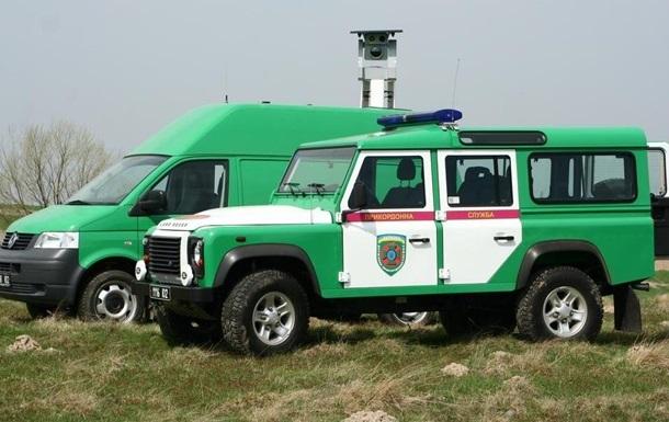 На границе с Россией подорвался автомобиль пограничников