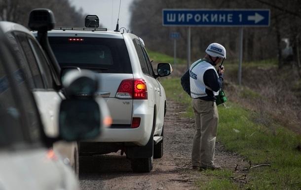 ОБСЄ: У зоні АТО залишаються  гарячі точки