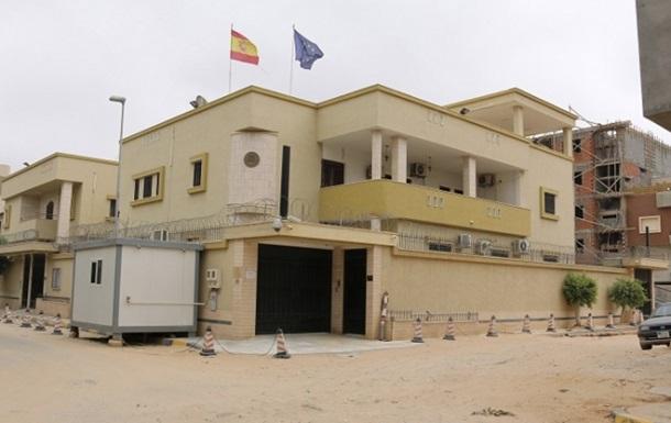 В Ливии произошел взрыв у посольства Испании