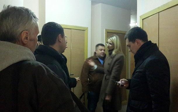 У главы департамента Минюста по люстрации проходит обыск