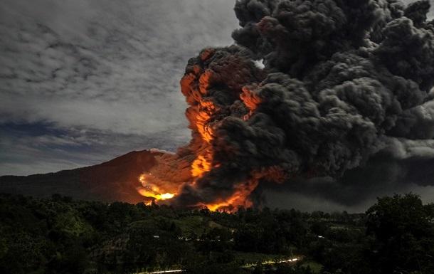 Человечеству угрожает мощнейшее извержение вулкана в этом веке