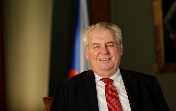 Президент Чехии: нападение России на Прибалтику маловероятно