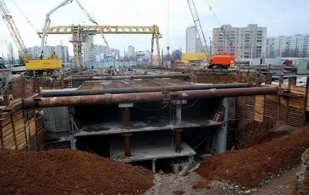 В Харькове возобновили строительство метро