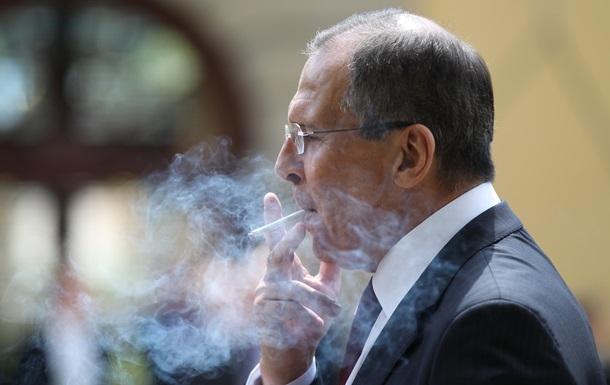 Лавров розповів, як порушив законодавство США