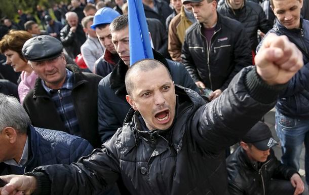 Итоги 22 апреля: Митинг шахтеров в Киеве,  список Савченко