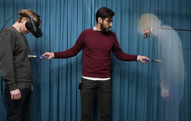 Ученые заставили человека чувствовать себя невидимым